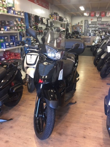 Kymco People S Snor 25k4